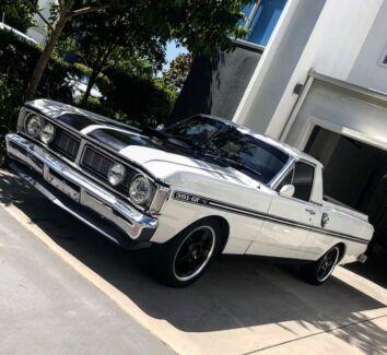 1970 XW XY GT Ute