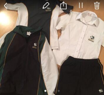 Melville SHS uniforms