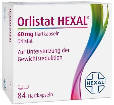 Orlistat HEXAL 60 mg Hartkapseln 84 St PZN: 8982497