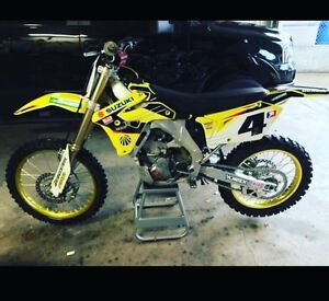 2007 RM-Z 450 *LOOKING FOR QUICK SALE*