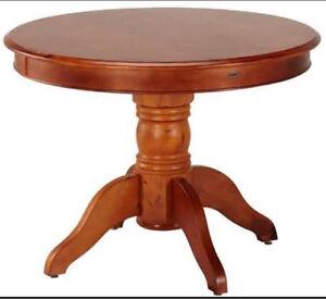 Round kitchen table $380 Milperra Bankstown Area Preview