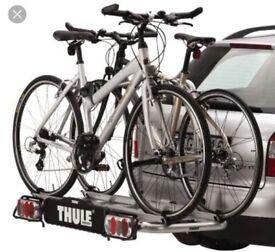 Thule 949 Easybase carrier & Thule 948 Easybike