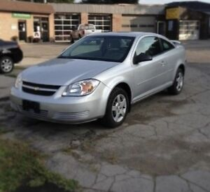 2007 Chevy Cobalt 2 door - safetied and e tested