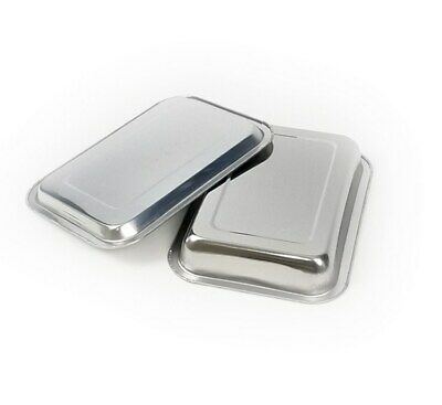 US-Toaster Oven Tray Pan, Baking Coat Stainless Steel Cookie Sheet ,Nail art