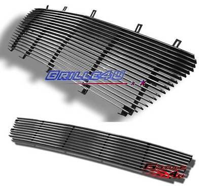 Aluminum Billet Grille Combo Customized For 03-04 Lincoln Navigator