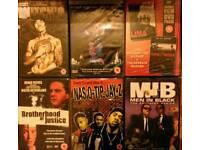 25 Mixed Bramd New DVD'S