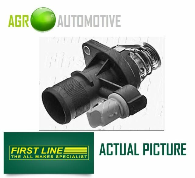 FIRST LINE FRONT COOLANT THERMOSTAT KIT OE QUALITY REPLACE FTK187