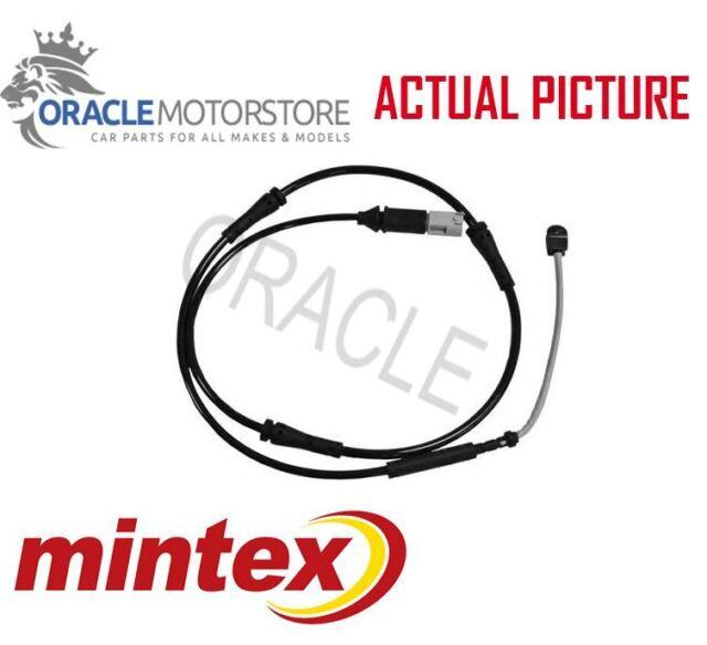 MINTEX REAR BRAKE PAD WEAR SENSOR WARNING INDICATOR GENUINE OE QUALITY MWI0476