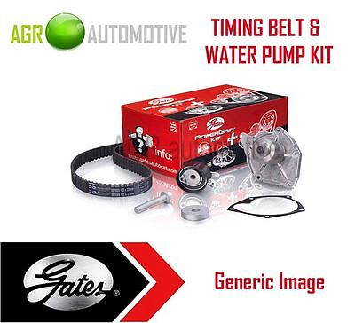 GATES TIMING BELT / CAM AND WATER PUMP KIT OE QUALITY REPLACE KP15357XS