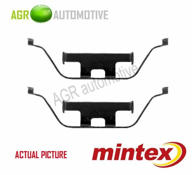 MINTEX REAR BRAKE CALIPER ACCESORY KIT GENUINE OE QUALITY - MBA1201
