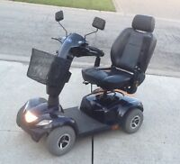 Pegasus mobility scooter heavy duty