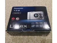 Panasonic Linux TZ8 camera
