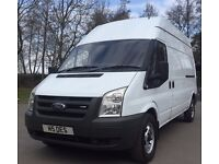 2009 FORD TRANSIT T350 100 LWB HIGH ROOF