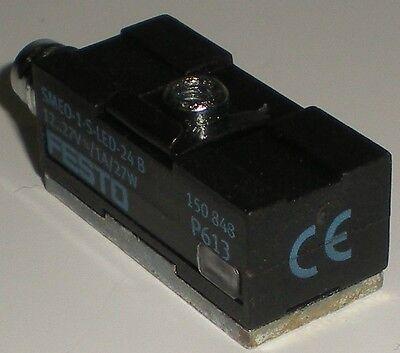 Sensor Festo Smeo-1-s-led-24-b Magnetic Field Reed Pneumatic Cylinder Position