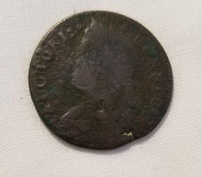 1787 Connecticut Miller 33 7 R 2 Colonial Coin