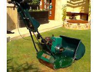 Qualcast Punch Petrol Lawn mower 35s
