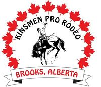WANTED Brooks Kinsmen Pro Rodeo