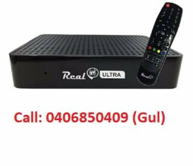 Real Tv Ultra IPTV  (Official Dealer) Melbourne CBD Melbourne City Preview