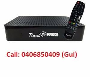 Real Tv Ultra live IPTV(Recharge Available) Australia WIDE Melbourne CBD Melbourne City Preview