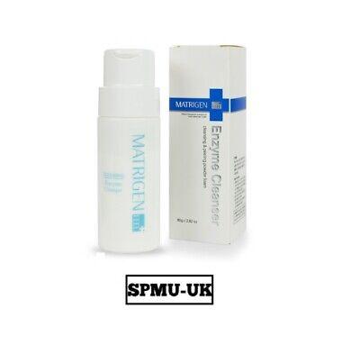 Matrigen Enzyme Cleanser, BB Glow, Microneedling Skin Peel Exfoliation,
