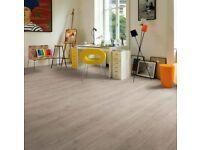 NEW Laminate Flooring 5.97m2 Egger EHL045 Sand Beige North Oak