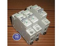 SdfkPlakette /_ 10x Leitungsschutzschalter LSS Automat Sicherung B16 16A Ampere