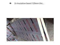 insulation boards 120x1400x1200