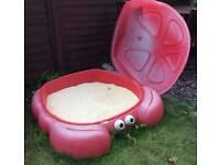 Step 2 Crabbie Sandpit for sale
