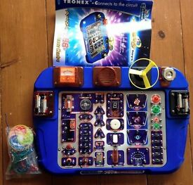 Electronics kit and book