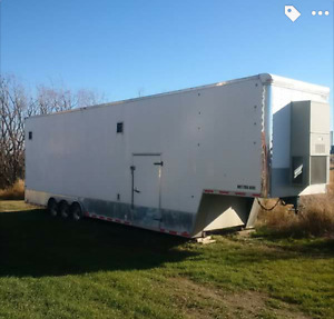2003 Continental race trailer