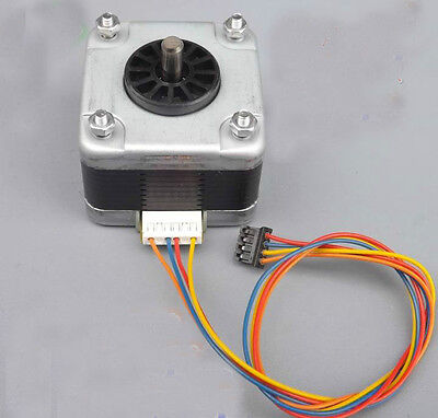 For Minebea 42mmx42mm 1.8 2-phase 4-wire Step Stepping Stepper Motor
