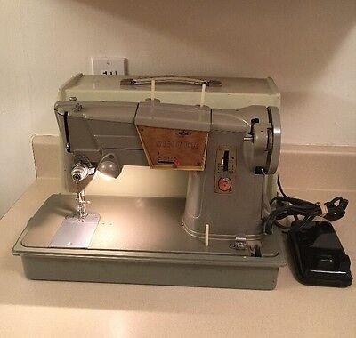 Швейная машина SINGER MODEL 328K SEWING