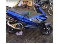 Gilera runner blue evo panels