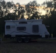 Jayco Journey Outback Blackwater Central Highlands Preview