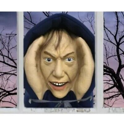 New Halloween Scary Creepy Peeper Peeping Tom Prank Window Party Prop Decoration - Peeping Tom Halloween