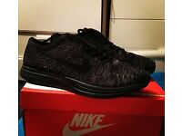 Nike flyknit racers / adidas nmds