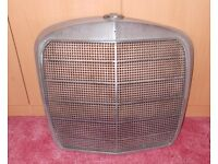 Mercedes 220S radiator grille - 1965. Project item.