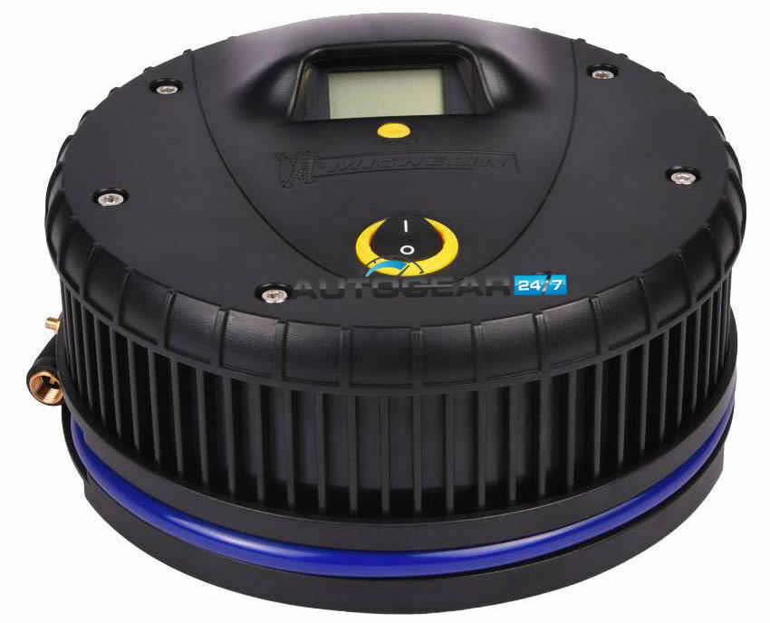 Michelin 12v digital tyre inflator 12250 tarpaulin super cheap