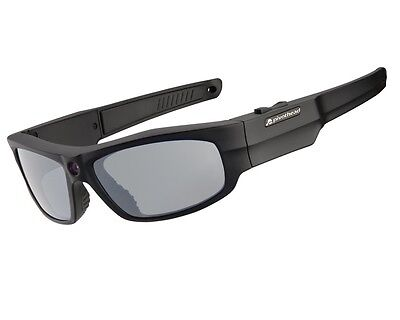 NEW Pivothead Durango Matte Black 1080P HD Sunglasses Camera Recorder Glasses