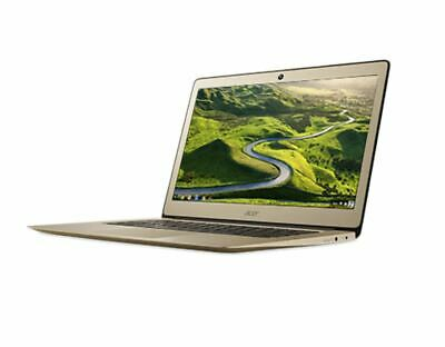 "REFURBISHED Acer Chromebook / 14"" CB3-431 / Brushed Gold / N3060 CPU / 2GB RAM"
