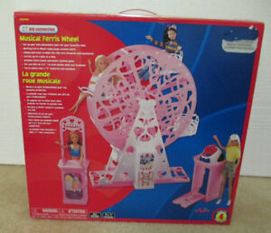 Vintage Musical Ferris Wheel – by KID CONNECTION – Age 4+
