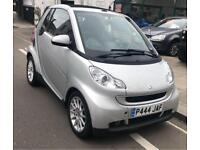 Smart fortwo 1.0 Convertable Passion