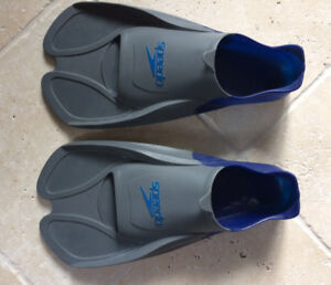 Speedo Biofuse Training Swimming Fins- US 8-9