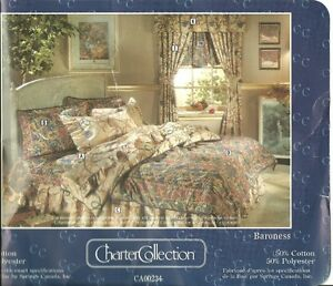 Gorgeous Bedding for Double/Queen Bed