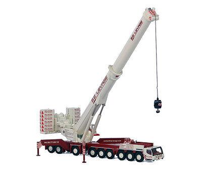 HO WSI 1:87 scale Liebherr Levage LTM 1750-9.1 Truck Mounted Crane  New In Box