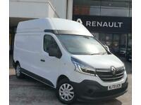 2020 Renault Trafic RENAULT TRAFIC LH30 ENERGY dCi 145 High Roof Business Van Pa