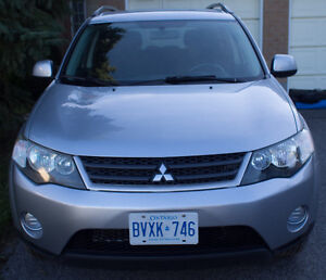 2008 Mitsubishi Outlander ES 2WD SUV, Crossover REDUCED
