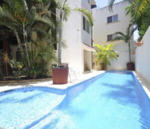 Sweet 2 bedroom Condo Playa del Carmen, Mexico
