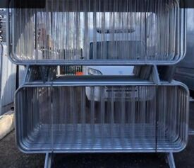 For sale Pedestrian barriers