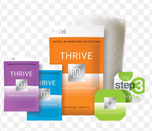 One month of thrive